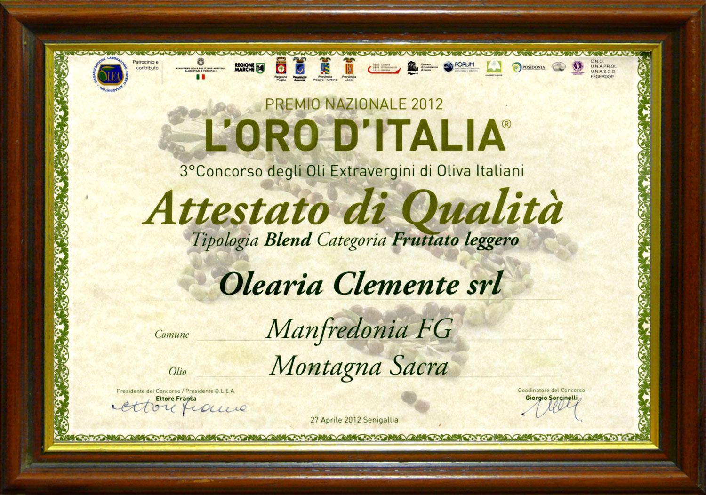 oro-italia