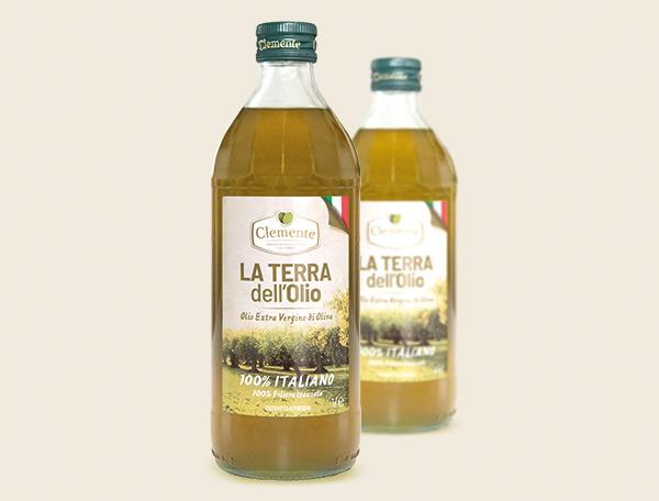 Olio extravergine 100% Italiano - La Terra dell'Olio 1 Litro anteprima
