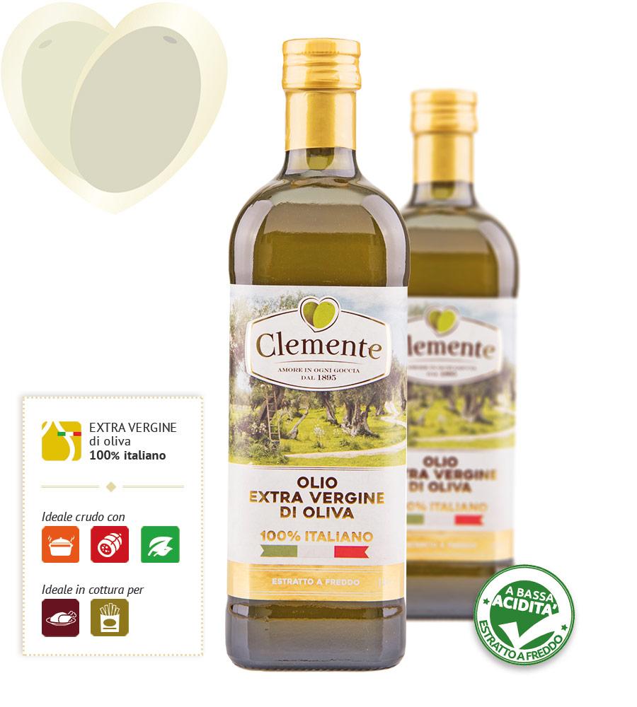 Clemente 100% Italiano Premium Lt.1