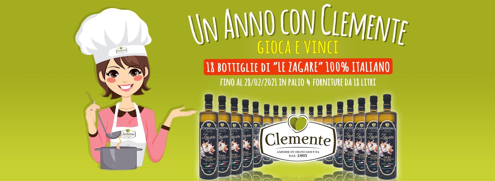Un Anno con Clemente image