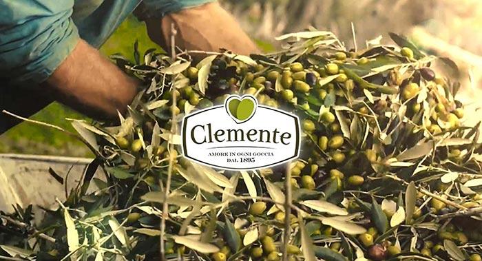 Nuovo Spot video Olio Clemente su Mediaset Anteprima