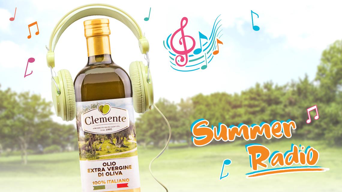 Summer Radio Olio Clemente 2020 - Testata