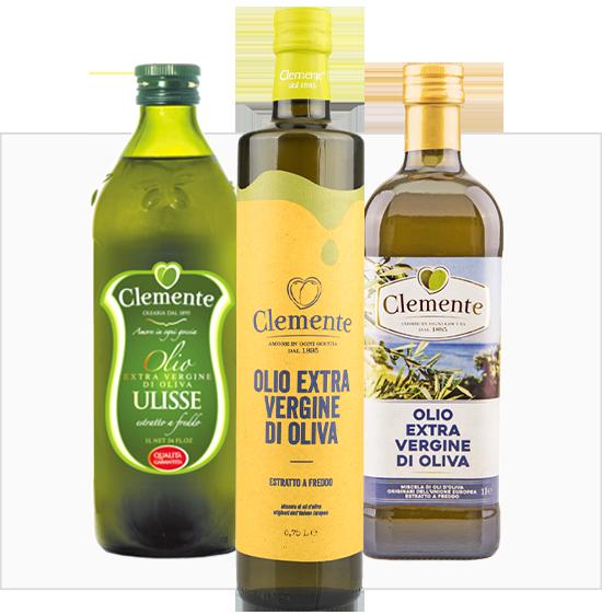 box extravergine d'oliva