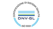 ISO 9001 (DNV) Certification