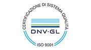 ISO 9001 (DNV) Certification