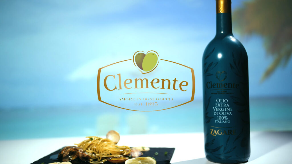 Olio Le Zagare nuova etichetta - Olio Clemente