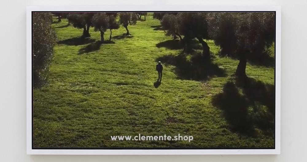 Olio Clemente su Rete 4 e Canale 5